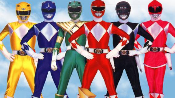 Zobacz trening aktorów grających w kinowym Power Rangers