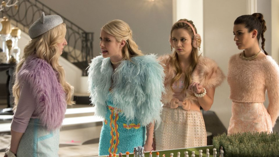"""Scream Queens"": sezon 1, odcinek 5 – recenzja"