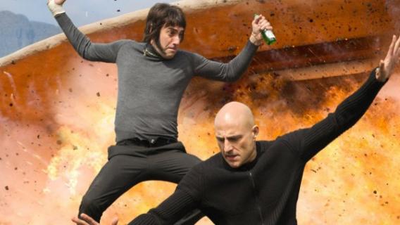 The Brothers Grimsby – Sacha Baron Cohen i Mark Strong jako bracia-szpiedzy!