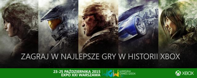 Warsaw Games Week – jakie gry wystawi Microsoft?