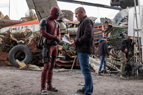 Dyrektor studia Fox nie rozumiał Deadpoola. Czemu nie ma Wolverine'a?