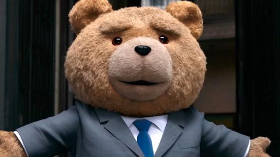 Ted i inne wygadane stwory