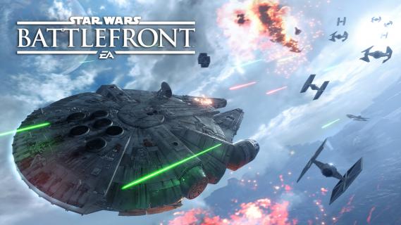 QUIZ: Rozpoznaj gry z uniwersum Star Wars