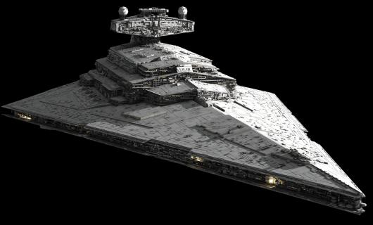Gwiezdny Niszczyciel z klocków LEGO. Zobacz imponujący model