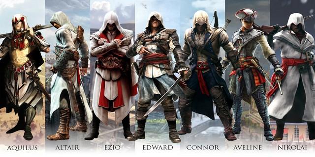 Będzie zbiorcze wydanie Assassin's Creed Collection?