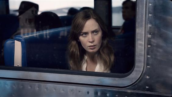 Zwiastun thrillera Dziewczyna z pociągu opartego na książce