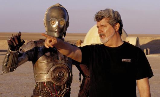 George Lucas przeprasza za komentarz o Disneyu i Przebudzeniu Mocy