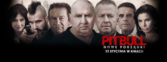 Wywiady z aktorami z filmu Pitbull. Nowe porządki
