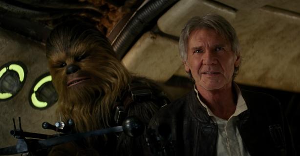 Jak Harrison Ford zareagował na los Hana Solo w Przebudzeniu mocy?