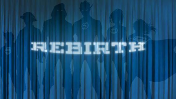 DC Comics: Wygląd postaci w Rebirth
