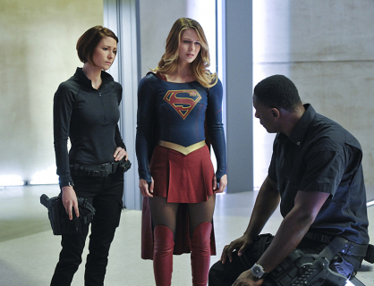 Supergirl: sezon 1, odcinek 11 – recenzja