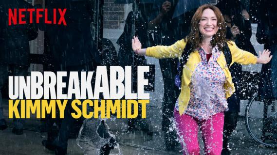 Unbreakable Kimmy Schmidt: sezon 2 – recenzja