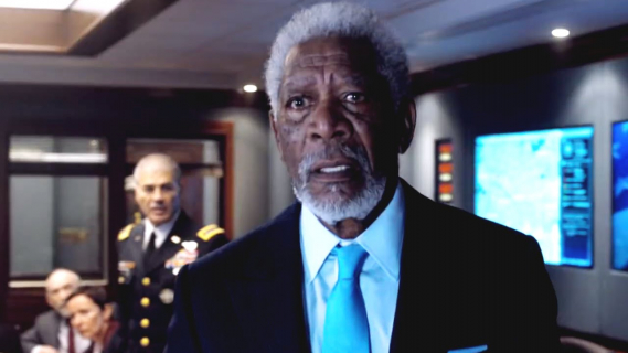 Morgan Freeman użyczył swojego głosu w nawigacji GPS