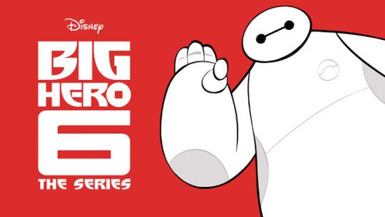 Big Hero 6 The Series i nowy Spider-Man – teasery seriali animowanych