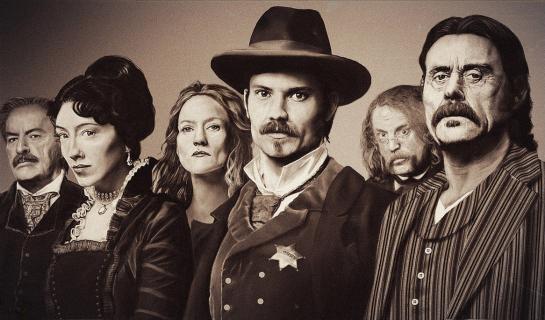 Czy warto obejrzeć serial Deadwood?