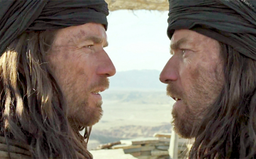 Ewan McGregor jako Jezus i Szatan w zwiastunie Last Days in the Desert