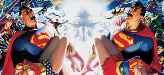 Kryzys na Nieskończonych Ziemiach – plansze z komiksu DC