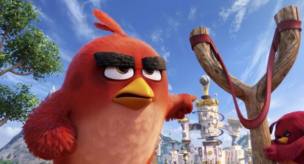Nowe szczegóły o filmie Angry Birds 2. Znane nazwiska w obsadzie