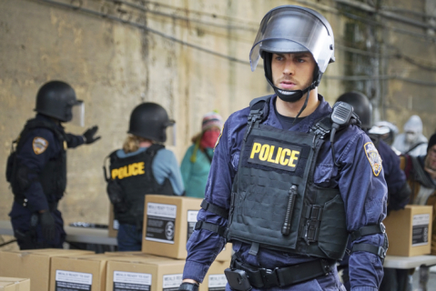 Containment: sezon 1, odcinek 4 i 5 – recenzja
