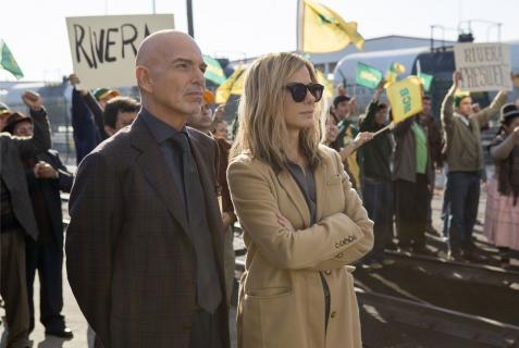 Kryzys to nasz pomysł: Ciemna strona kampanii politycznej – recenzja Blu-Ray