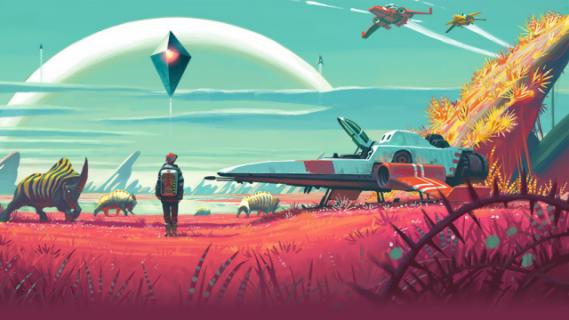 Co zmieniło się w No Man's Sky? Zwiastun gry przedstawia nowości