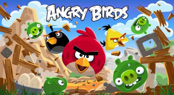 Nie zadzieraj z ptakami. Fenomen Angry Birds