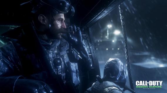 Gra Call of Duty: Modern Warfare Remastered nie będzie sprzedawana osobno