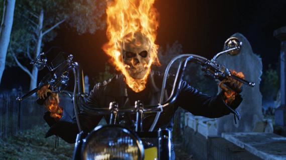 Ghost Rider w 4. sezonie Agentów T.A.R.C.Z.Y. Zobacz zwiastun! (Comic-Con)