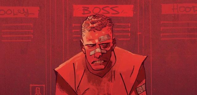Obejrzyjcie plansze z 2. tomu komiksu Bękarty z Południa