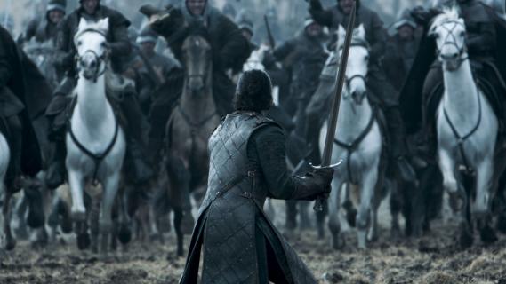 Wielkie bitwy w serialach
