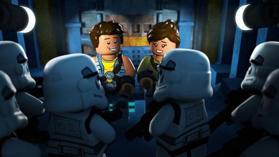 Najlepsze filmy i seriale animowane ze świata LEGO