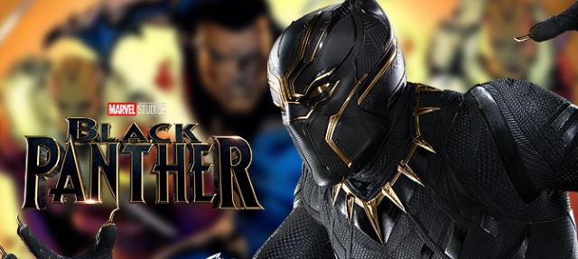Świetny wynik oglądalności pierwszego teasera filmu Black Panther