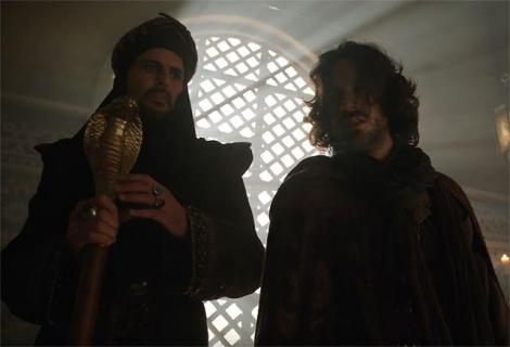 Aladyn i Jafar w Dawno, dawno temu. Obejrzyj zwiastun 6. sezonu (Comic-Con)