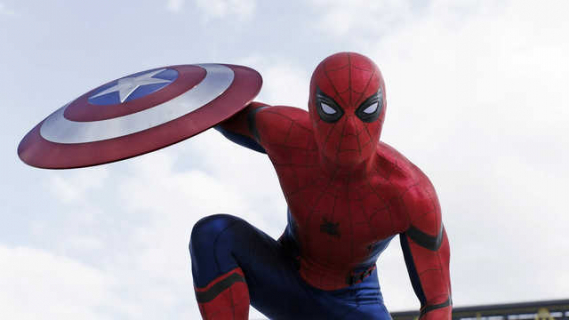 Tom Holland skacze lepiej niż Chris Hemsworth. Wideo z planu Spider-Man: Homecoming