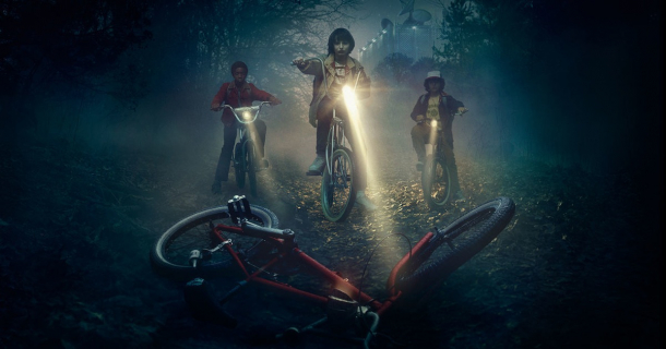 Seriale podobne do Stranger Things