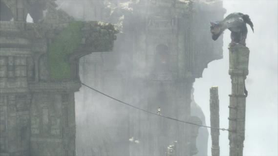 Zobacz fantastyczne screeny z The Last Guardian