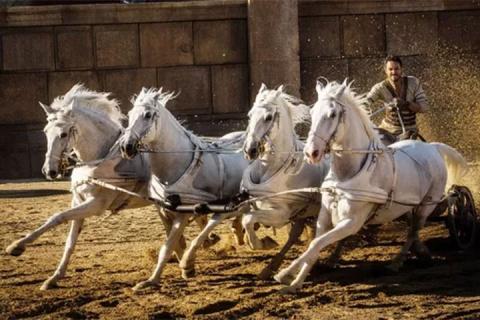 Kontrowersje wokół orientacji głównych bohaterów w nowym Ben-Hurze