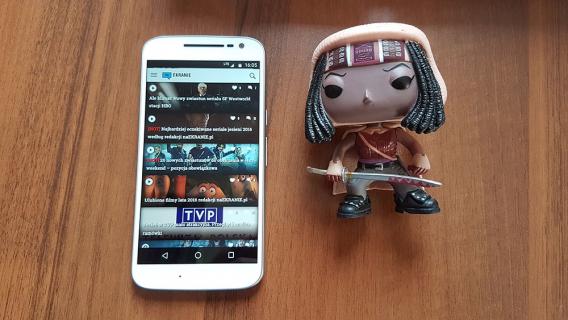 Popkulturowy test najnowszego smartfona Lenovo Moto G4