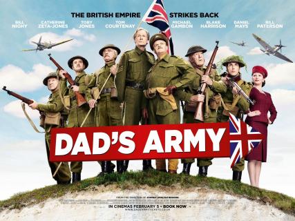 Armia tetryków: Starsi panowie na wojnie – recenzja DVD