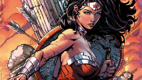 Komiksowa Wonder Woman jest biseksualna – twórca z DC potwierdza