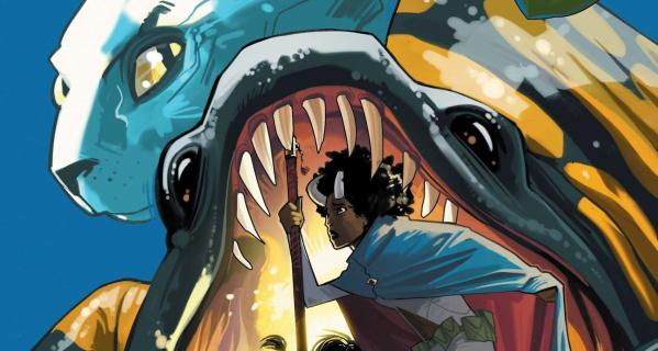 Saga: obejrzyj plansze z 5. komiksu tej serii