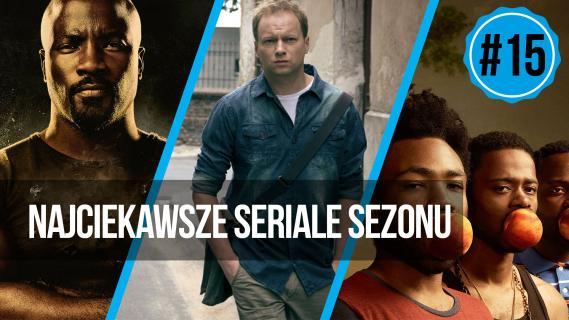 naEKRANACH #15 – Najciekawsze serialowe premiery sezonu