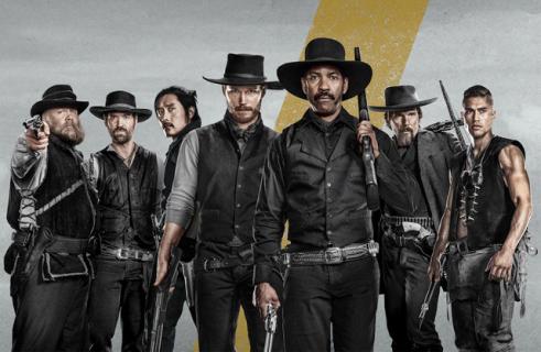 Siedmiu wspaniałych – nowy plakat i materiały wideo przedstawiające bohaterów