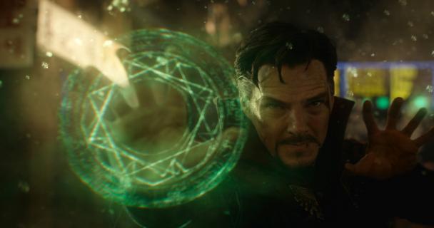 Doktor Strange – recenzja filmu