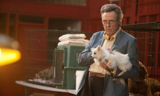 Christopher Walken w obsadzie komedii The War With Grandpa