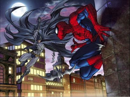 Czy Spider-Man skopałby tyłek Batmanowi? Tom Holland twierdzi, że tak