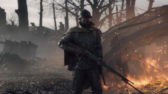 Battlefield 1: Wielka wojna – recenzja gry