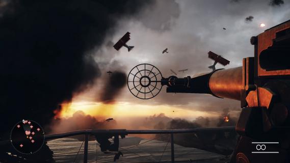 Battlefield 1. 11 listopada gracze nie strzelali