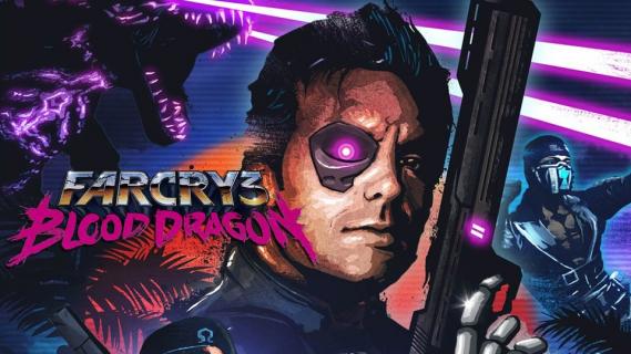 Far Cry 3: Blood Dragon za darmo na Uplay