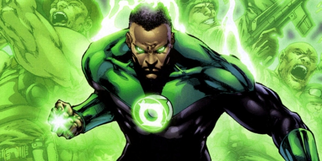 Arrow - finał 8. sezonu zapowie serial o Green Lantern